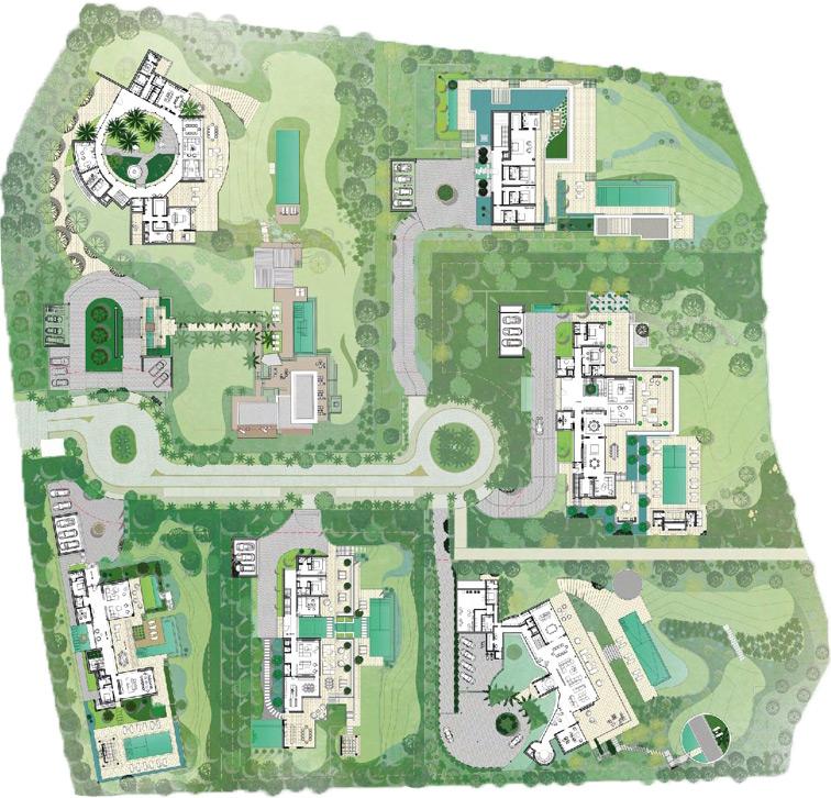 El Mirador Site Plan ES
