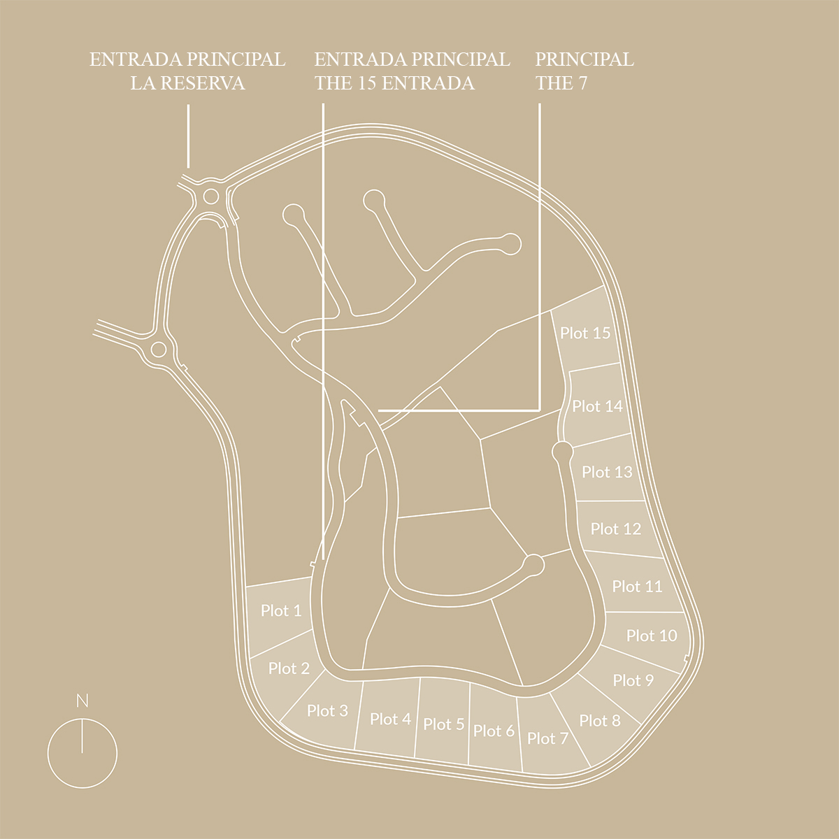 The 15 Site Plan ES