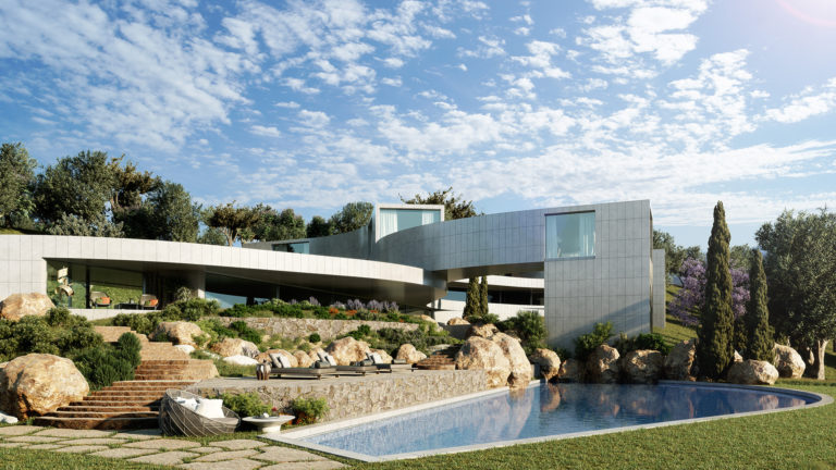 The Seven Masterpieces - The Silvestre Villa | Sotogrande